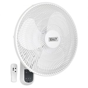 sealey-swf16wr-16-3-speed-wall-fan-with-remote-control-230v