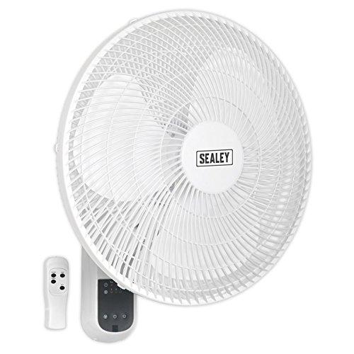 sealey-swf16wr-16-3-speed-wall-fan-with-remote-control-230v