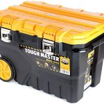 uk-planet-upt-4026-professional-mobile-tool-box-chest-28-72cm-on-wheels-with-tote-tray